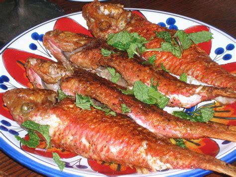 Cucinare Le Triglie by Ricette Con Triglie