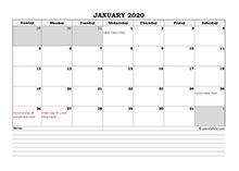 excel calendar planner hong kong  printable