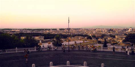 terrazze roma le terrazze panoramiche di roma uno skyline da urlo