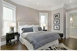 la meilleur decoration de la chambre couleur taupe With papier peint couleur taupe
