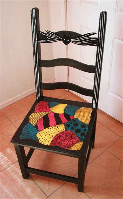 disney christmas chair back covers epbot nightmare before chair hogwarts book bob the steunk robot