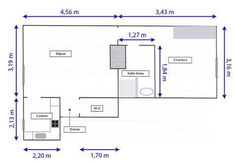 chambre d un vivre dans la vallée de l 39 yerres plan de l 39 appartement