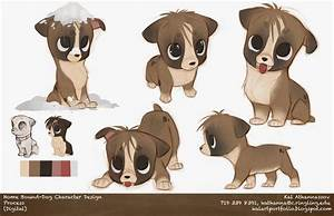 Visual Development Dog Character Design | Characters ...