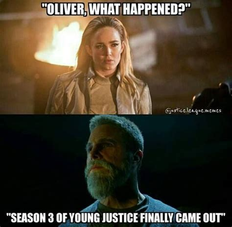 Justice Meme - 17 best images about young justice on pinterest robins nightwing and young justice season 3