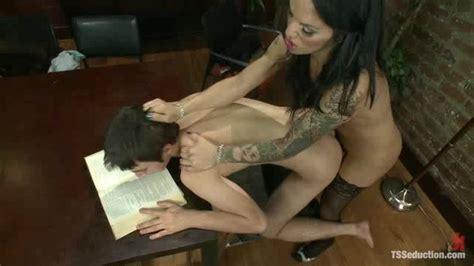 Shemale teacher Fucks Her Student Video porn Video At