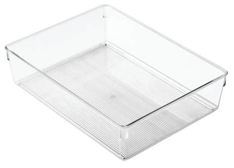 Clear Plastic Dresser Drawer Organizer