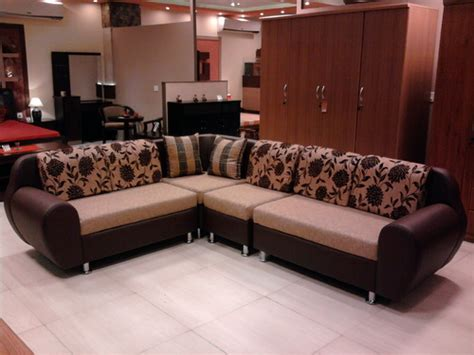 L Shaped Sofa Set In India Indian Style Sofa Covers Modern