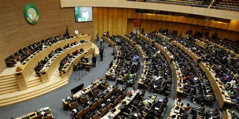 le siege de l ua batailles d influences pour la maîtrise de l union africaine