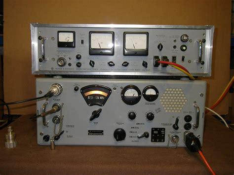 Rohde Schwarz Fm Tube Receiver Esm180 Comp Bn1508 2 Mpx