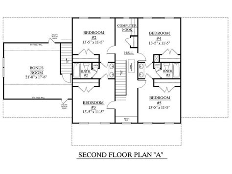 upstairs floor plans 13 best images about ideas on 2nd floor large
