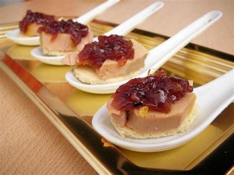 canapé recette photos canapé foie gras recette