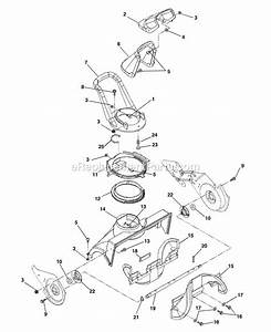 Ariens 938018 Parts List And Diagram