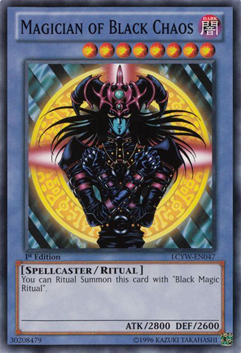 yugioh black deck chaos deck