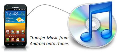 how to transfer from itunes to android how to transfer put from android phone to itunes