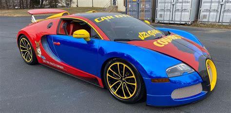 The that's a rack rapper also. Lil Uzi Vert's Bugatti Veyron