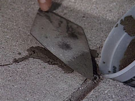 How to Repair Concrete   how tos   DIY