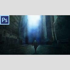 New York Underwater  Photoshop Speed Edit Youtube