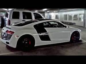 Garage Audi Lyon : audi r8 v8 parking garage full bass youtube ~ Medecine-chirurgie-esthetiques.com Avis de Voitures