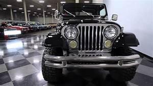 3419 Cha 1984 Jeep Cj 7