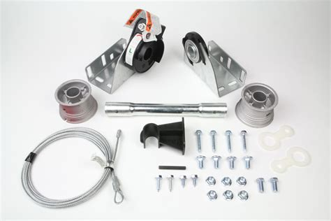ideal garage door parts clopay ez set torsion kit for 7 high doors part