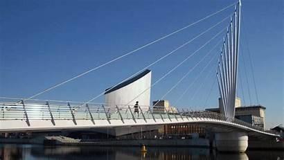 Bridge Lusas Structural Civil Applications Typical