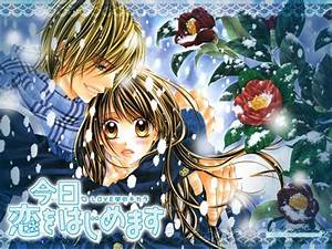 Kyou Koi wo Hajimemasu (Today We'Ll Start Our Love ...