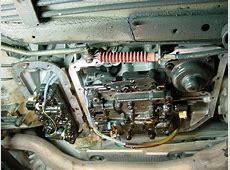 BMW E36 3Series Automatic Transmission Fluid Change 1992