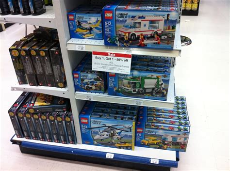 Lego Sale At Toys R Us, December 2012