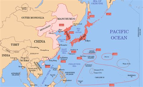 Map Of Asia During Ww2.Ww2 East Asia During Map