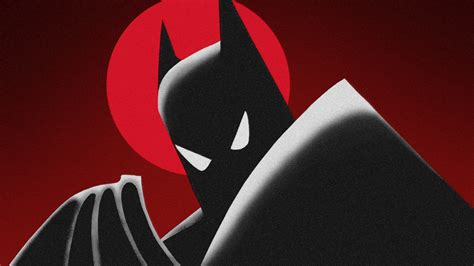 Batman Animated Wallpaper - batman the animated series wallpaper by rollingtombstone
