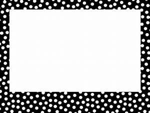 Free Polka Dot Border | Joy Studio Design Gallery - Best ...