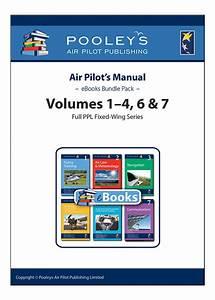 Pooleys Air Pilot Manual Ebook Bundle Fixed Wing  A  Volumes 1 2 3 4 6 7