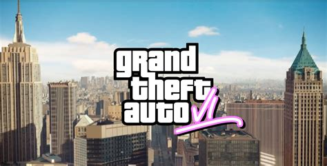 Gta 6 Screenshots Wallpapers Logo Free Download
