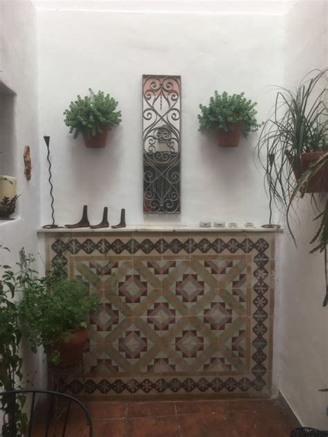 andalusian tiles decorative traditional salvoweb