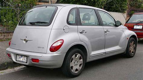 Cruiser Auto by Chrysler Pt Cruiser Gebraucht Kaufen Bei Autoscout24