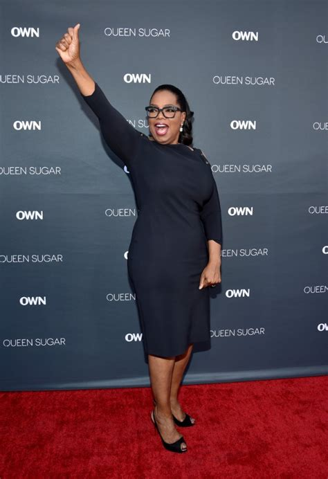 oprah comments   possibility    presidential run