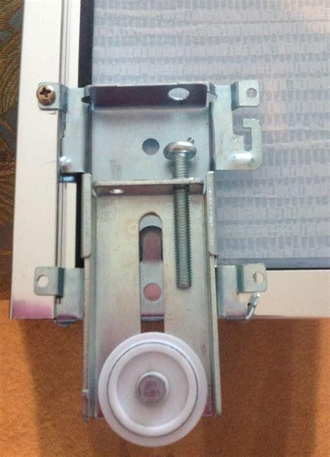 bottom roller for mirrored closet door swisco