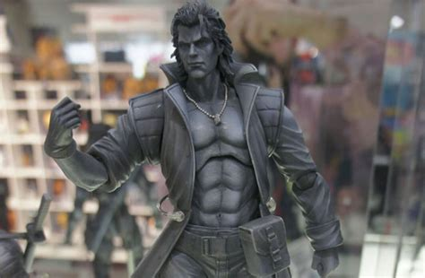 Pictures Of Mgs1 Liquid Snake And Mgs2 Raiden Figures
