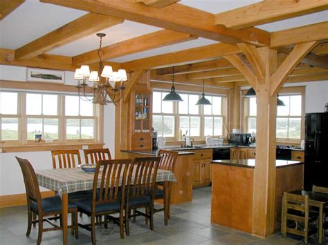 oak timber frame yarmouth nova scotia