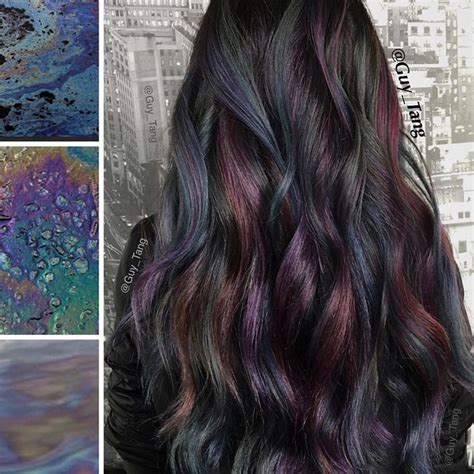 create oil slick hair tricoci university