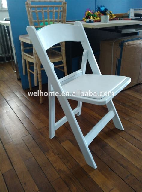 sale white wimbledon chair wood folding wedding chair