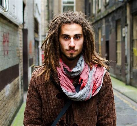 44 Pictures of White Guys With Dreads | Mens dreadlock ...