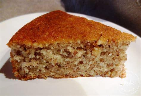 cuisiner l aubergine gâteau facile aux noix et en plus rapide la