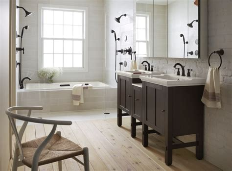 tranquil bathroom ideas tranquil transitional bathroom transitional bathroom by kohler