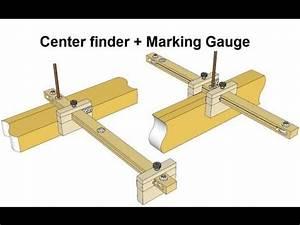 Center finder - Центроискатель - YouTube