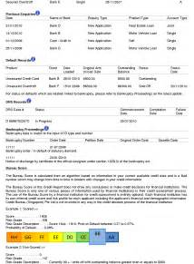 Credit Bureau Report Sle by How To Check Your Personal Credit Bureau Report In Singapore
