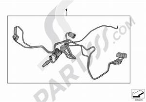 Extra Wiring Harness  Official Vehicle Bmw F700gs F700gs  K70