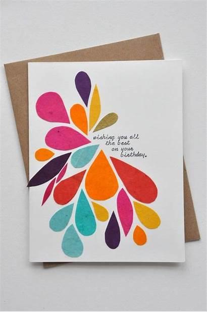 Birthday Cards Card Happy Easy Handmade Paper
