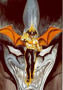 Devil Man vs Nero. - Battles - Comic Vine  Devilman