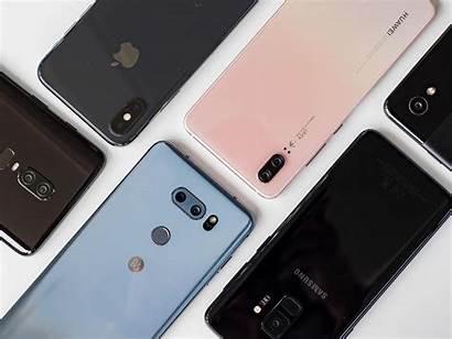 Smartphone Smartphones Market Mobile Without Safely Branding